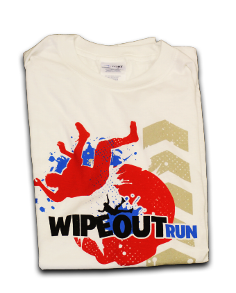 WipeOut Run White