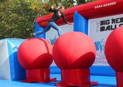 Big red ball inflatable3